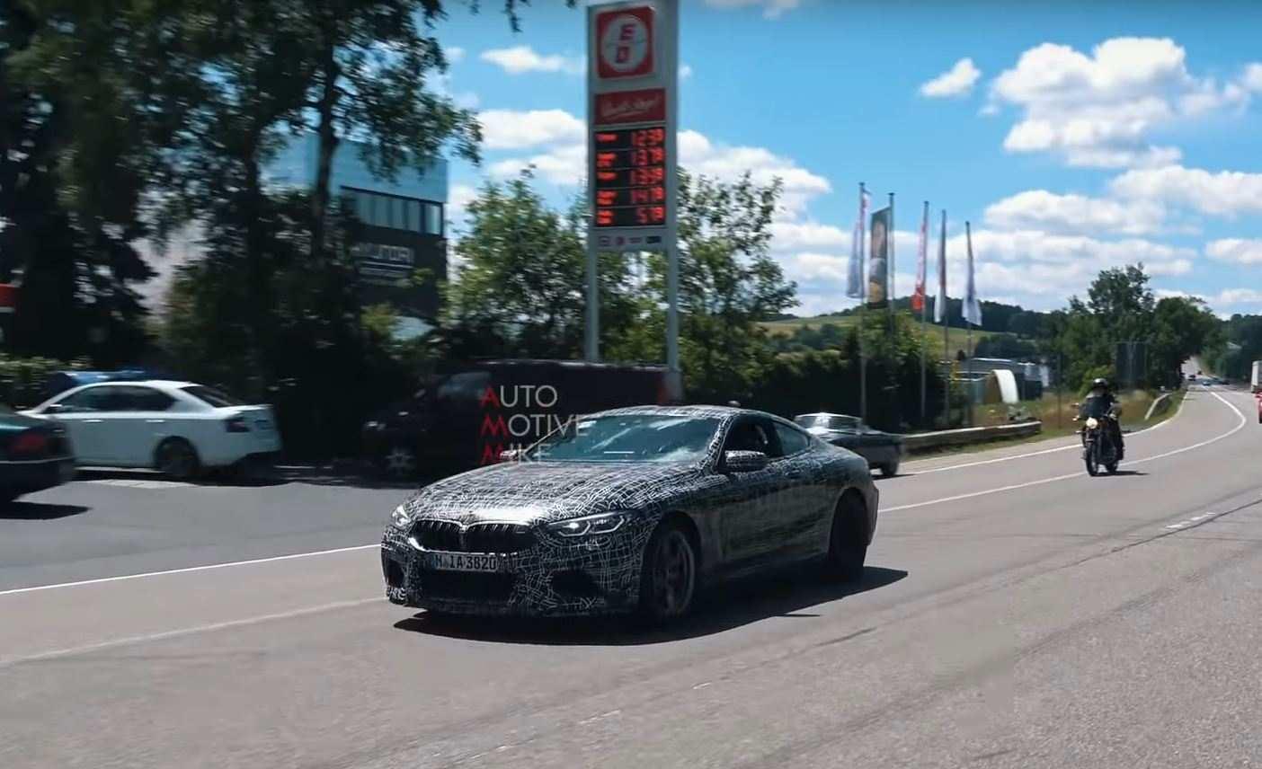 99 Great 2020 BMW M8 Spy Shoot by 2020 BMW M8