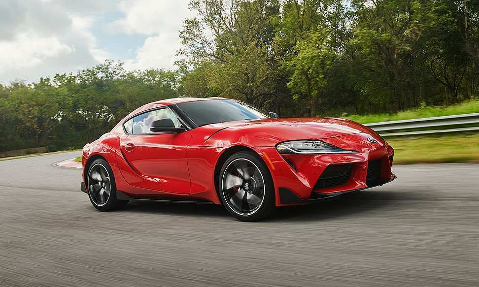 99 Great 2020 Toyota Supra Exterior Exterior and Interior with 2020 Toyota Supra Exterior