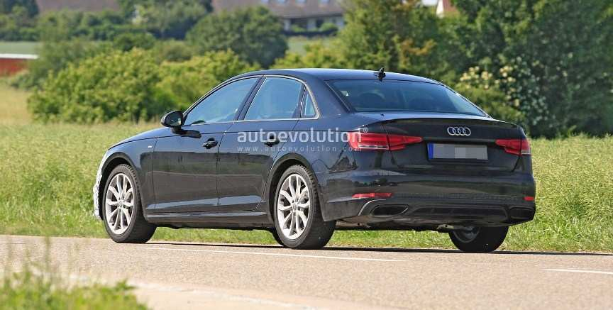 99 New 2020 Audi A4 Specs for 2020 Audi A4
