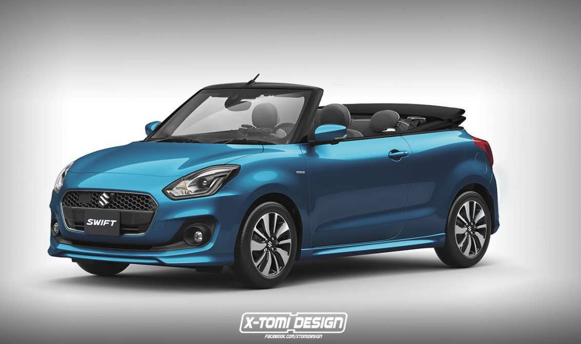 99 New 2020 Suzuki Swift 2018 Redesign for 2020 Suzuki Swift 2018