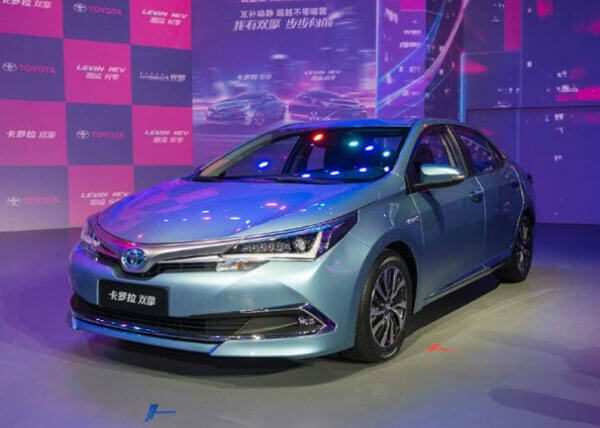 99 New 2020 Toyota Auris History for 2020 Toyota Auris