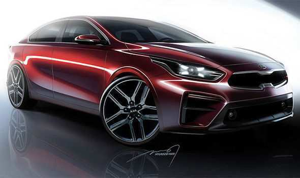 99 New Kia Cerato 2020 Black Redesign with Kia Cerato 2020 Black