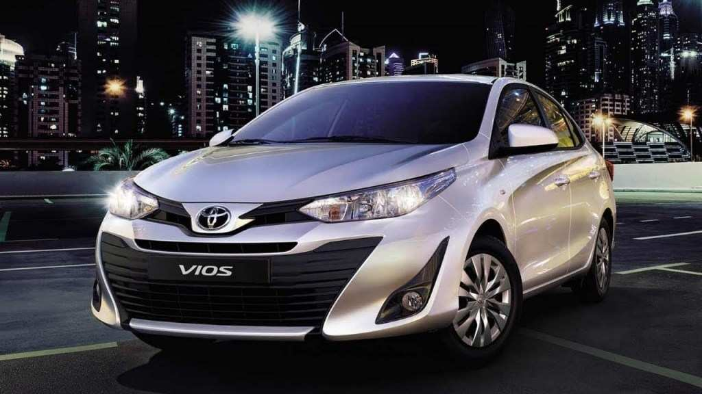 99 New Toyota Vios 2020 New Concept History by Toyota Vios 2020 New Concept