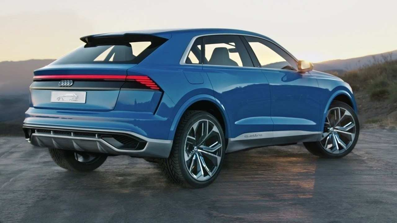 99 The 2020 Audi Q8 New Concept by 2020 Audi Q8