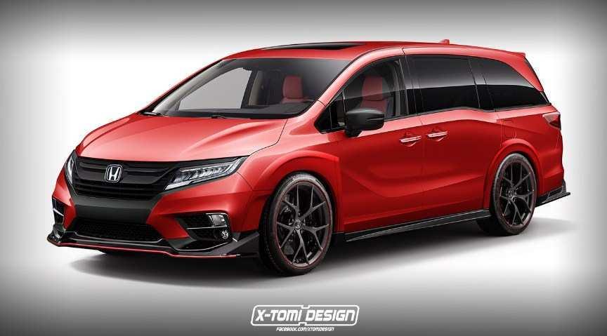 99 The 2020 Honda Odyssey Spesification by 2020 Honda Odyssey