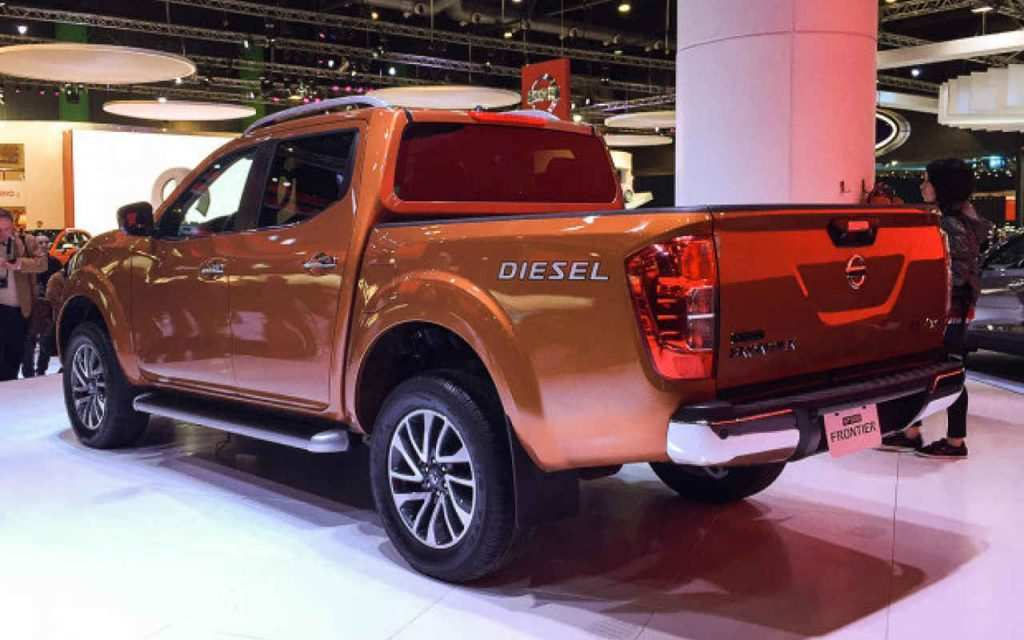 99 The Nissan Frontier 2020 New Concept Performance and New Engine by Nissan Frontier 2020 New Concept
