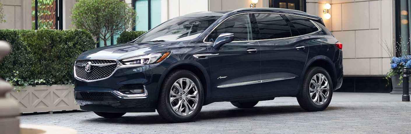 11 All New 2019 Buick Enclave Rumors by 2019 Buick Enclave