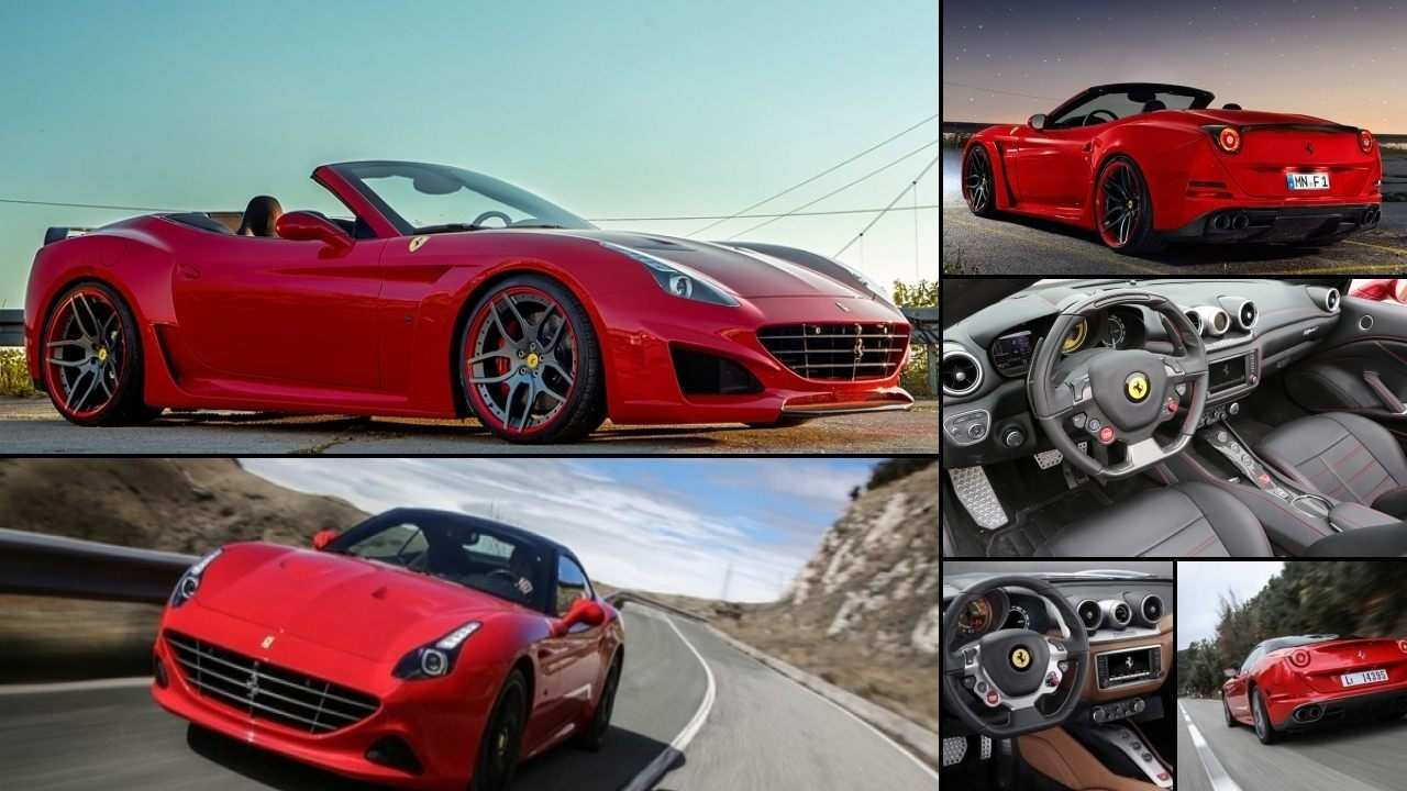11 All New 2019 Ferrari California Specs and Review by 2019 Ferrari California