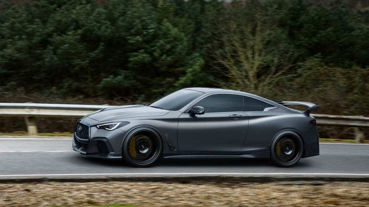 11 All New 2019 Infiniti Black S Redesign and Concept with 2019 Infiniti Black S