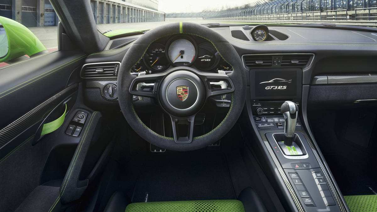 11 All New 2019 Porsche 911 Interior Exterior and Interior for 2019 Porsche 911 Interior