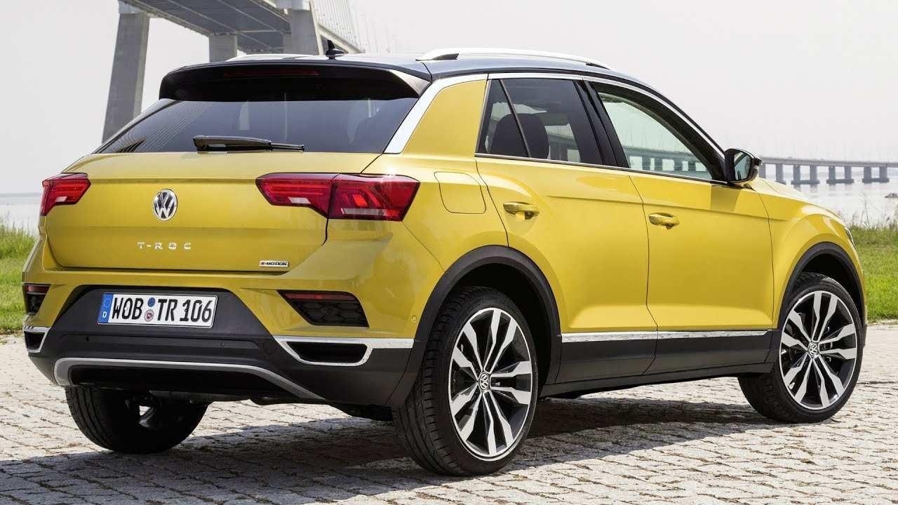 11 All New 2019 Volkswagen T Roc Overview for 2019 Volkswagen T Roc