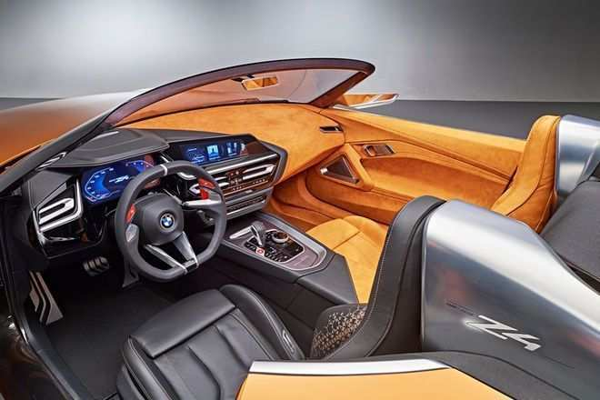 11 Best Review 2019 Bmw Z4 Interior Price And Review With 2019 Bmw