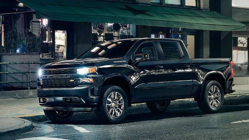 11 Best Review 2019 Chevrolet Pickup Style by 2019 Chevrolet Pickup
