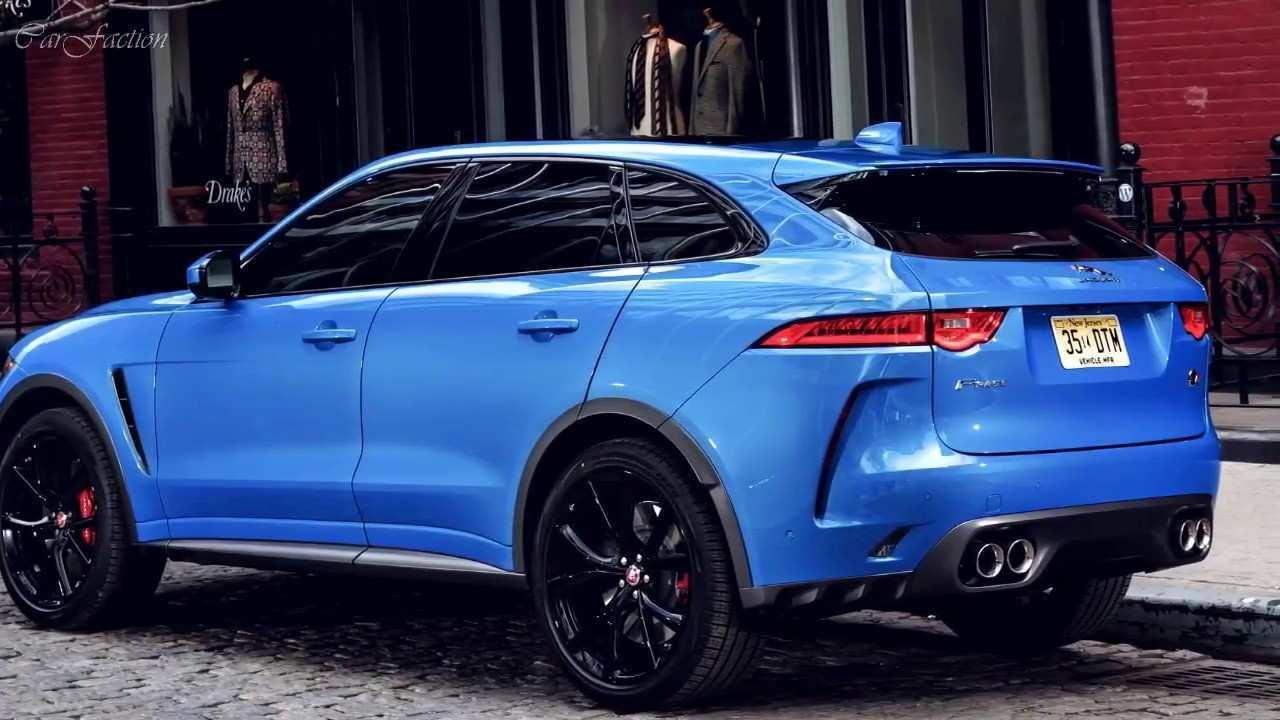 11 Best Review 2019 Jaguar F Pace Svr Model by 2019 Jaguar F Pace Svr