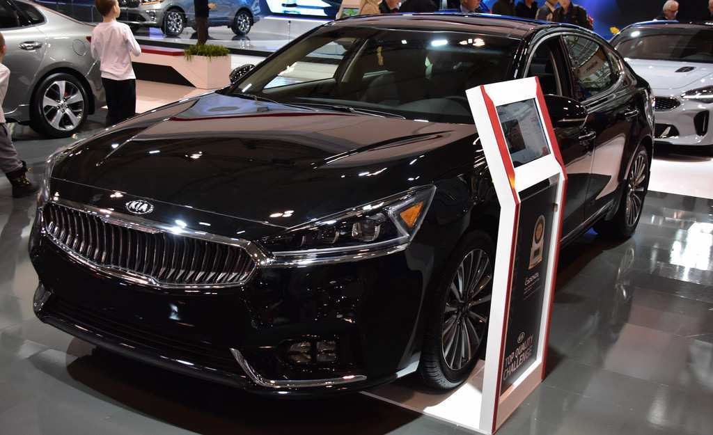 11 Best Review 2019 Kia Cadenza Price and Review for 2019 Kia Cadenza