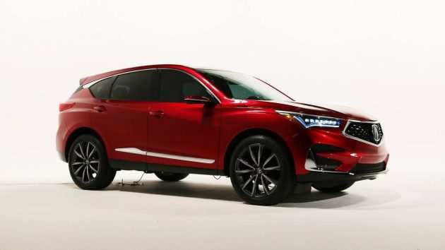 11 Concept of 2019 Acura Rdx Release Date Specs and Review for 2019 Acura Rdx Release Date