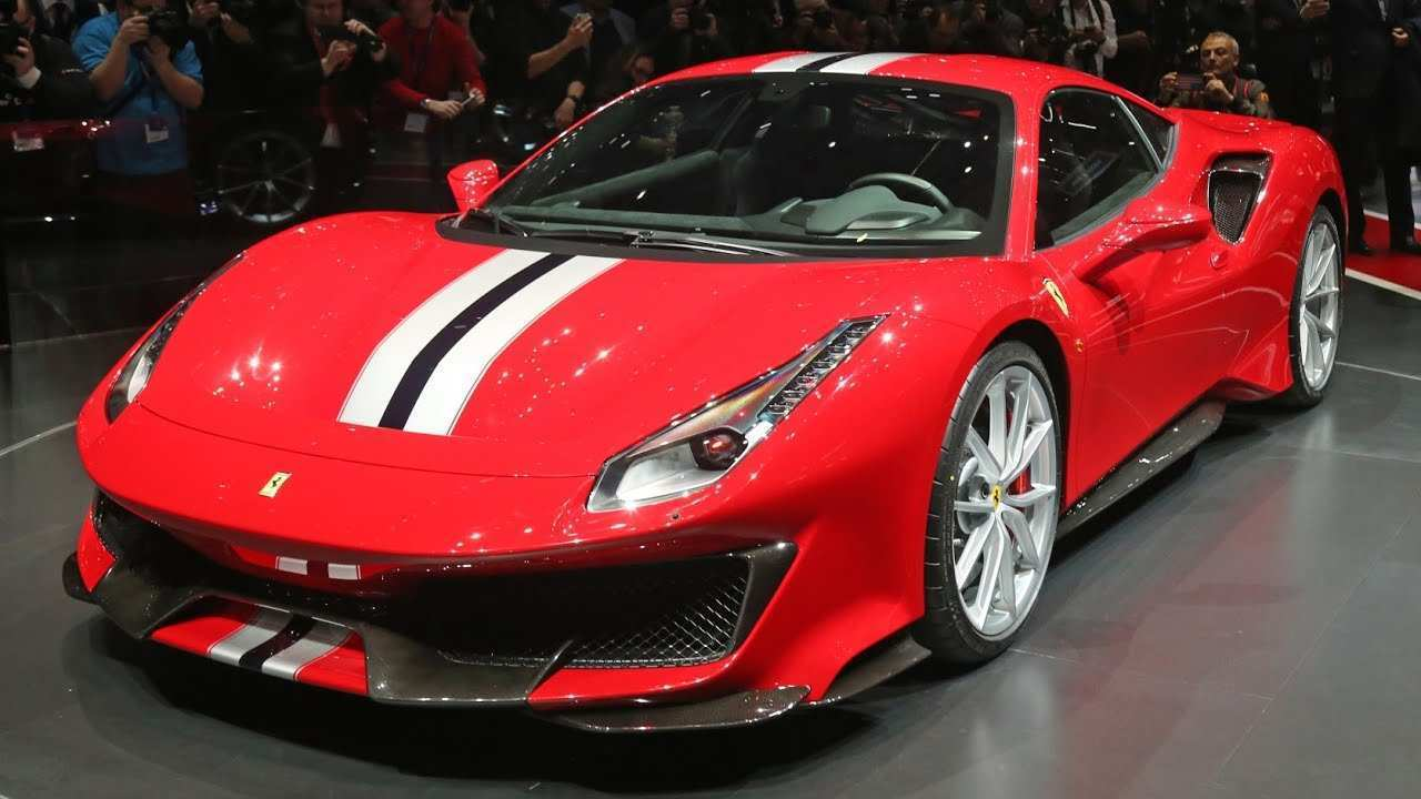 11 Concept of 2019 Ferrari 488 Pista Reviews by 2019 Ferrari 488 Pista
