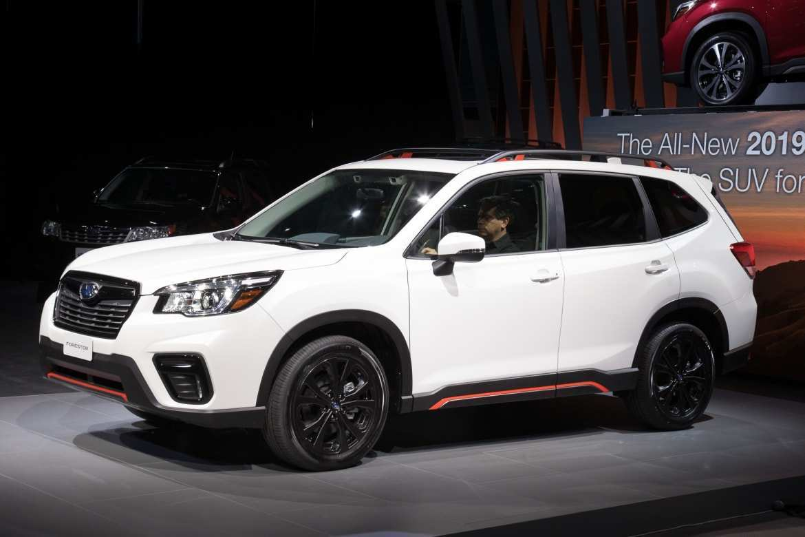 11 Concept of The 2019 Subaru Forester Price and Review with The 2019 Subaru Forester