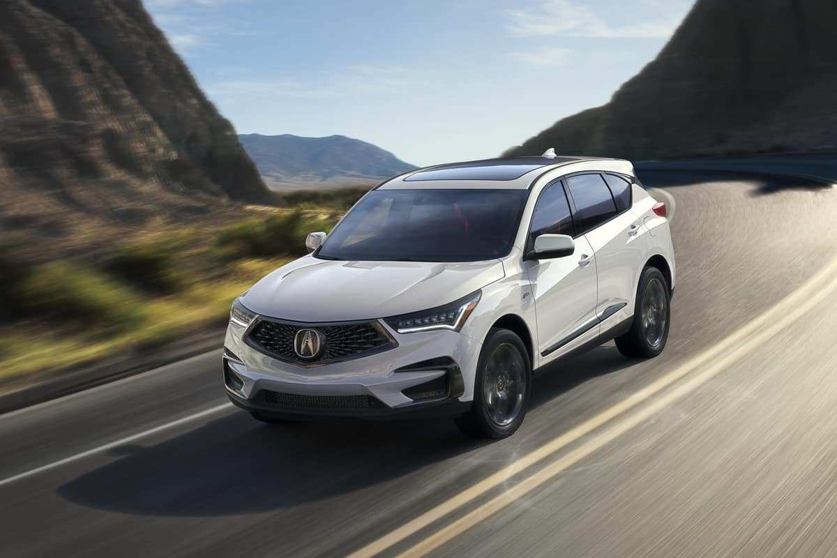 11 Gallery of 2019 Acura Rdx Preview Prices with 2019 Acura Rdx Preview
