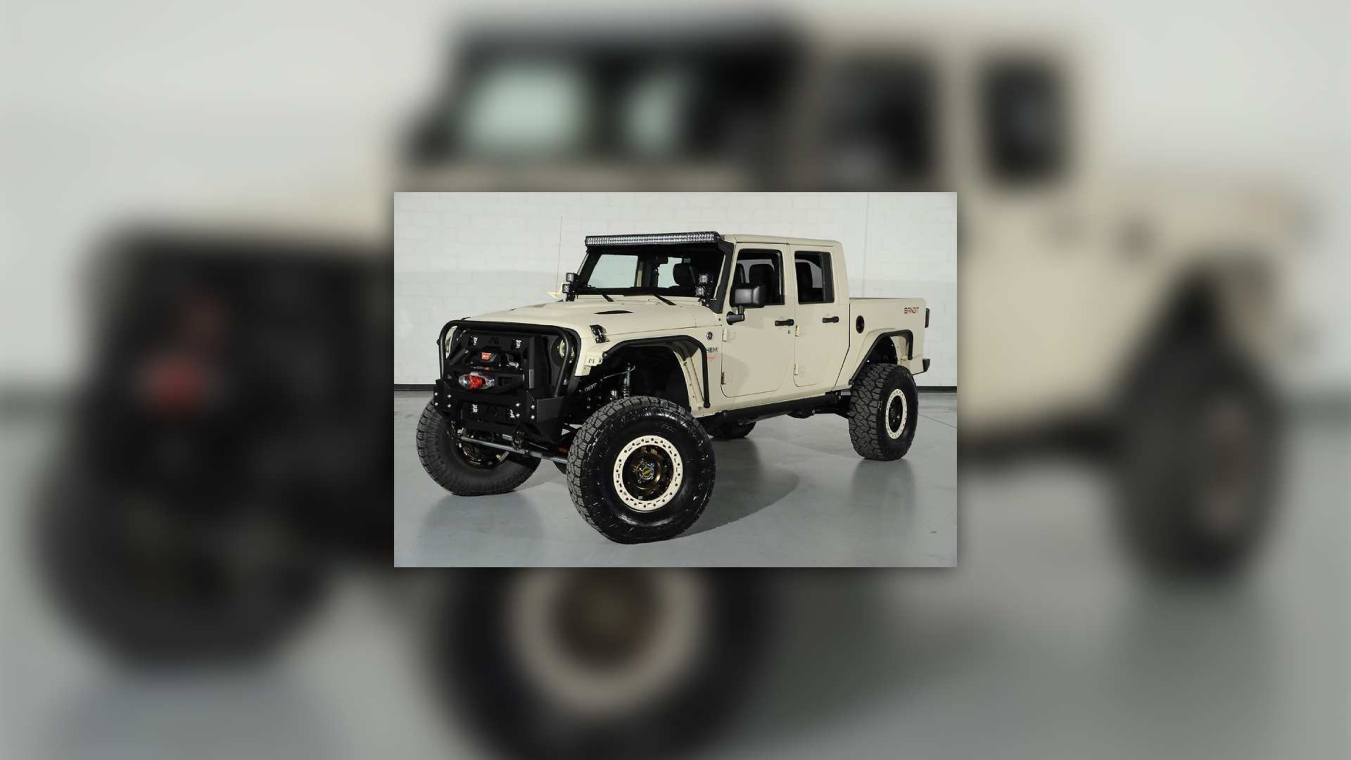 11 Gallery of 2019 Jeep Bandit Price Price by 2019 Jeep Bandit Price