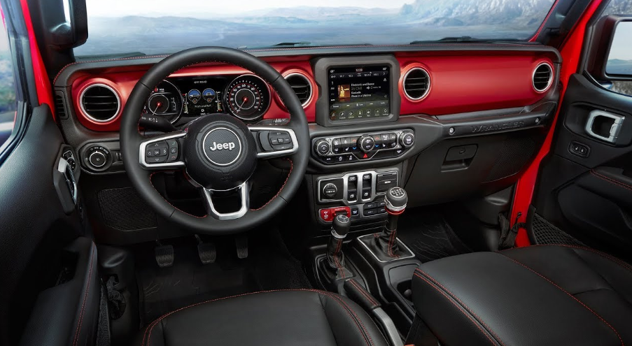 11 Gallery of 2019 Jeep Truck Interior Images by 2019 Jeep Truck Interior
