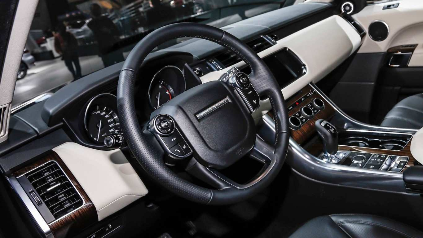 11 Gallery of 2019 Land Rover Interior Release Date with 2019 Land Rover Interior