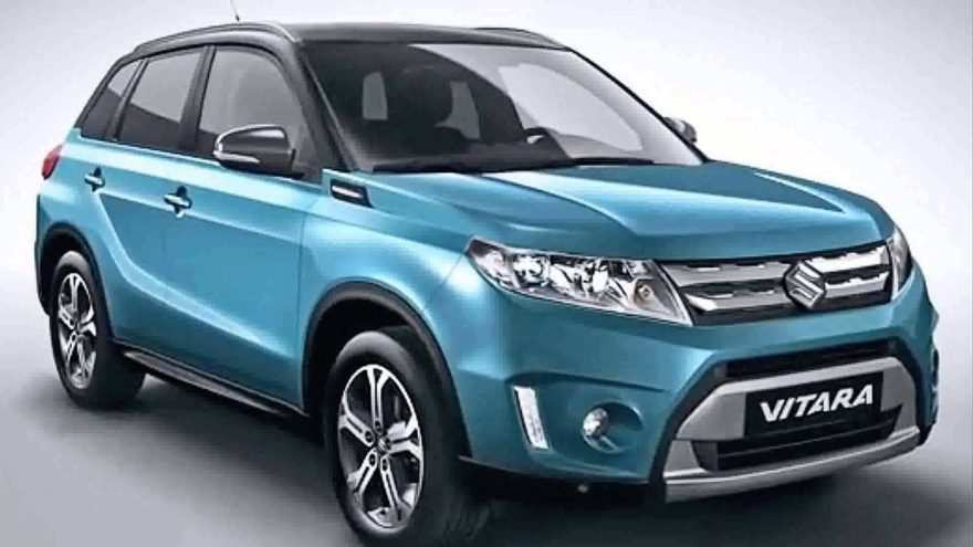 11 Gallery of 2019 Suzuki Grand Vitara History with 2019 Suzuki Grand Vitara