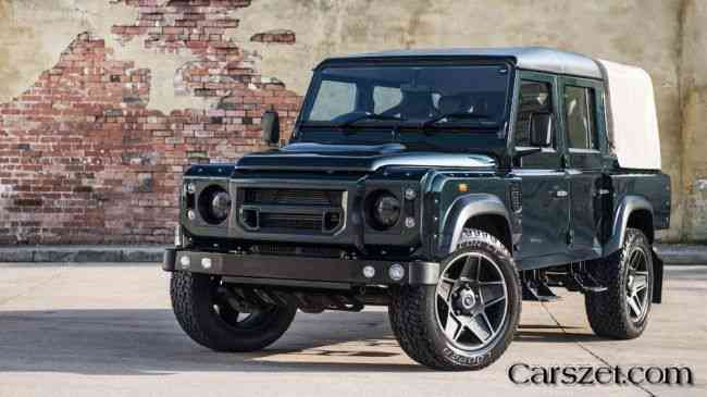 11 Gallery of Land Rover Pickup 2019 Pricing for Land Rover Pickup 2019