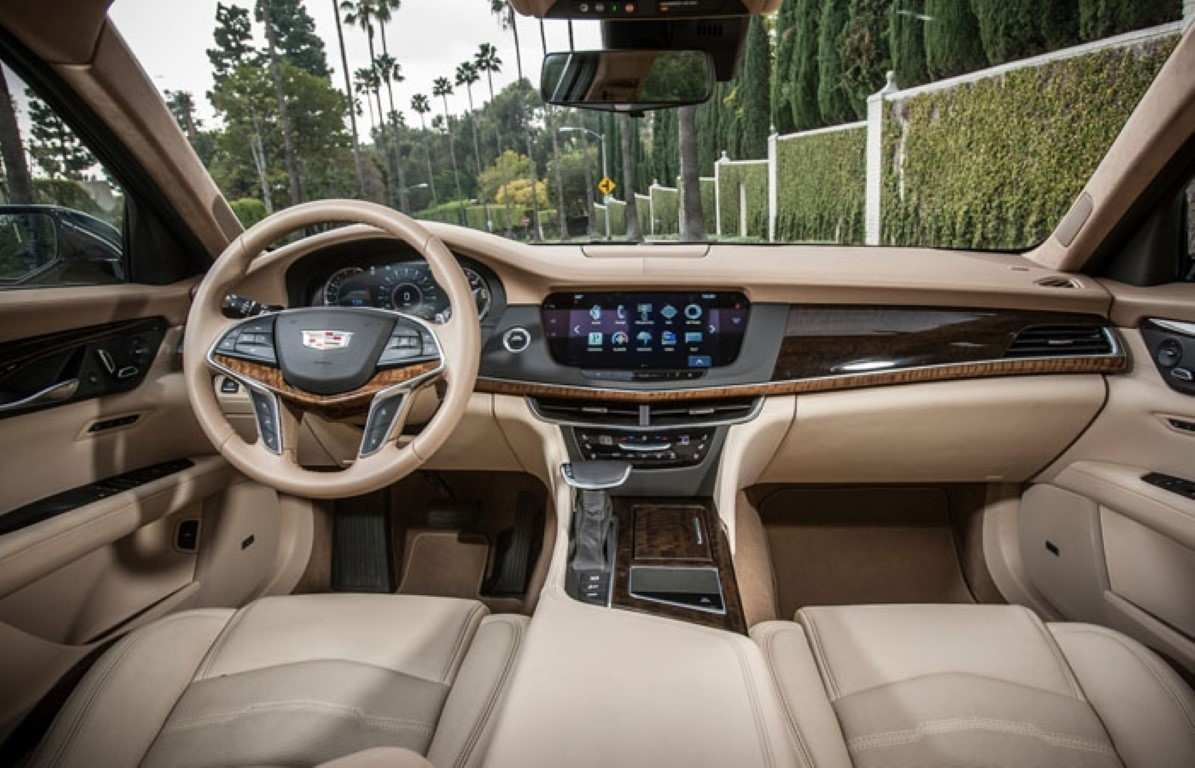 11 Great 2019 Cadillac Ct8 Interior Redesign and Concept for 2019 Cadillac Ct8 Interior