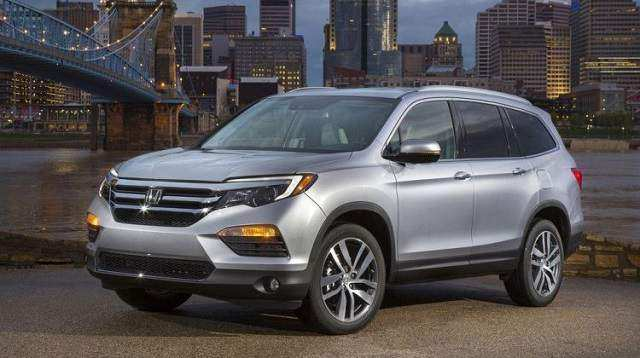 11 Great 2019 Honda Pilot News Engine with 2019 Honda Pilot News