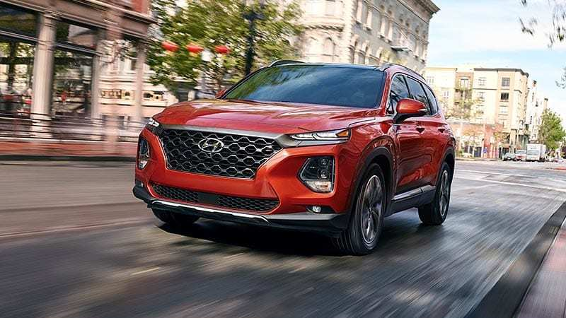 11 Great 2019 Hyundai Santa Fe Interior Overview by 2019 Hyundai Santa Fe Interior