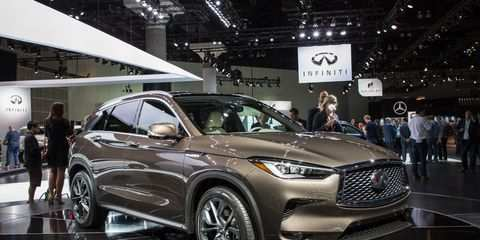 11 Great 2019 Infiniti Gx50 Spy Shoot with 2019 Infiniti Gx50