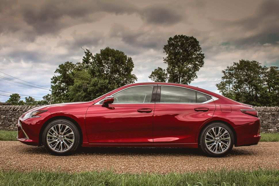 11 Great 2019 Lexus Es Review Spy Shoot for 2019 Lexus Es Review