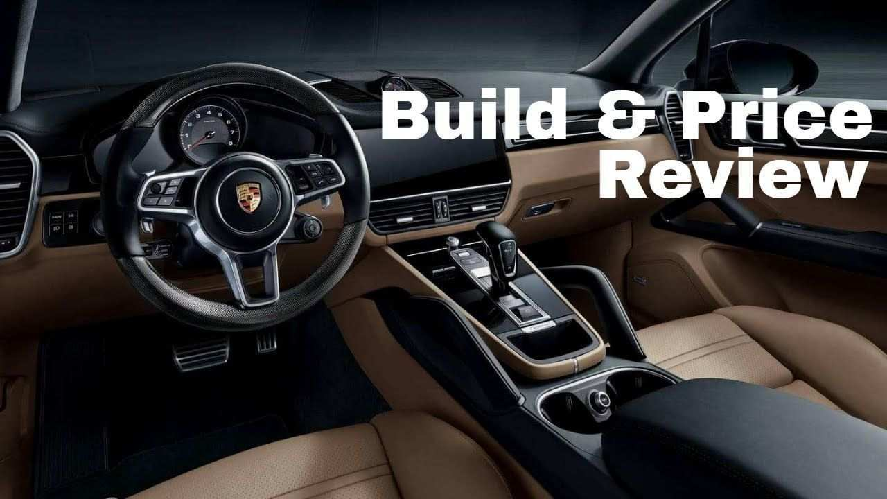 11 Great 2019 Porsche Build Redesign by 2019 Porsche Build