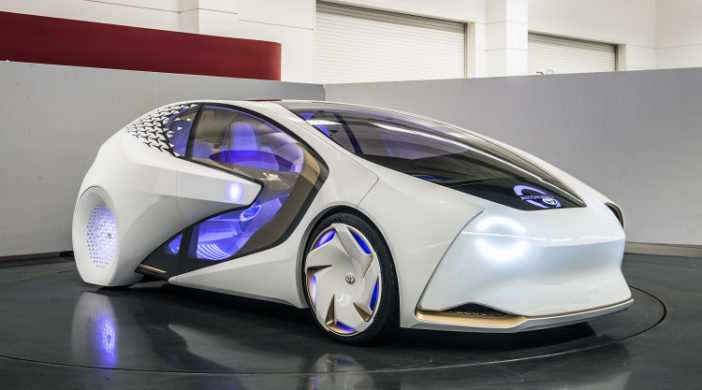 11 Great Toyota 2020 Autonomous Driving Exterior by Toyota 2020 Autonomous Driving