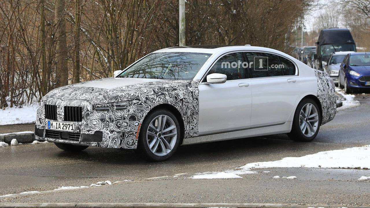 11 New 2019 Bmw 7 Series Changes Price and Review by 2019 Bmw 7 Series Changes