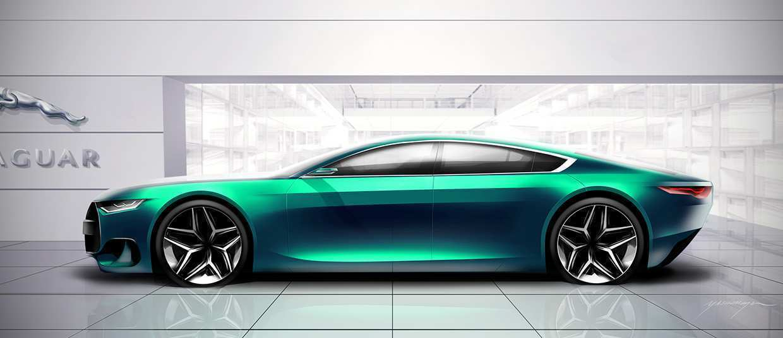 11 New 2019 Jaguar Xj Concept Spy Shoot with 2019 Jaguar Xj Concept