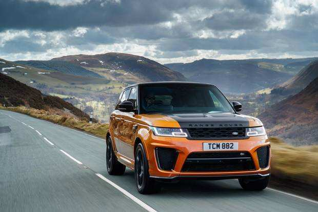 11 New 2019 Land Rover Svr Specs with 2019 Land Rover Svr