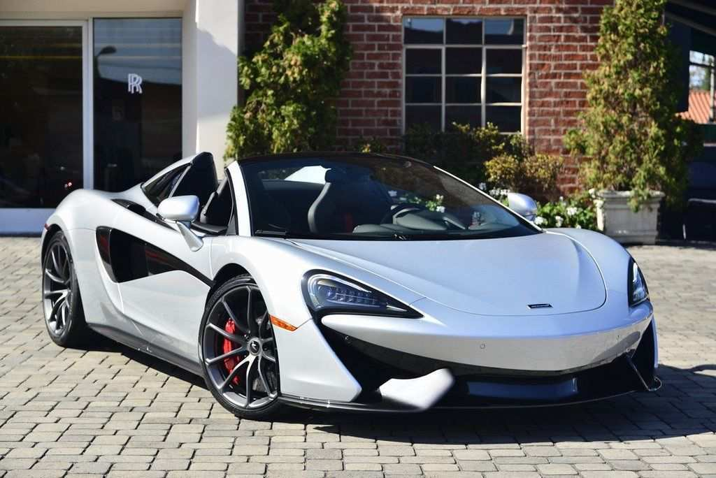11 New 2019 Mclaren 570S Spider Picture with 2019 Mclaren 570S Spider