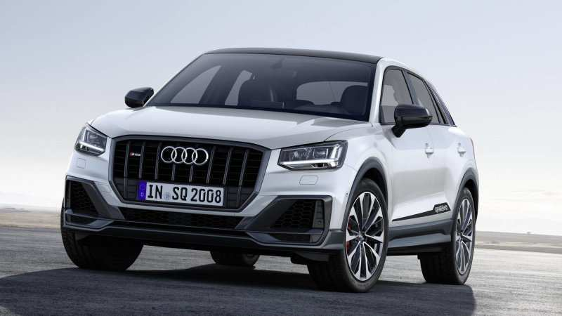 11 The 2019 Audi Crossover Exterior and Interior with 2019 Audi Crossover