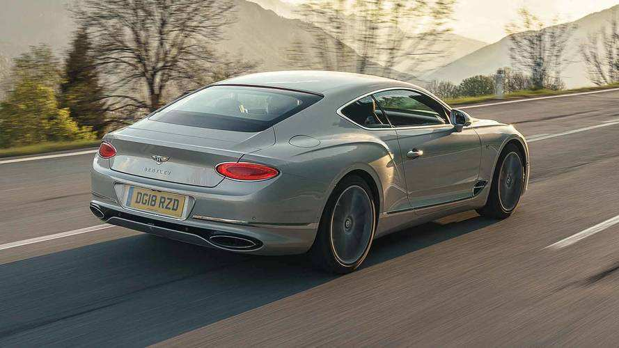 11 The 2019 Bentley Continental Price and Review for 2019 Bentley Continental