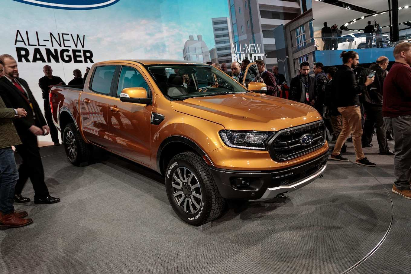 11 The 2019 Ford Ranger Auto Show Concept for 2019 Ford Ranger Auto Show