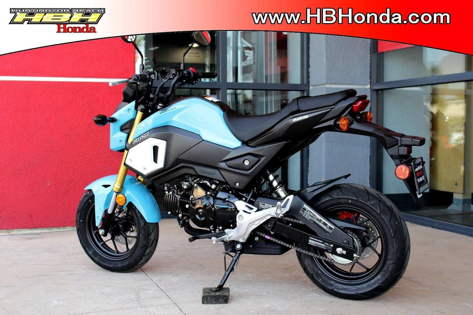 11 The 2019 Honda Grom Specs Picture by 2019 Honda Grom Specs