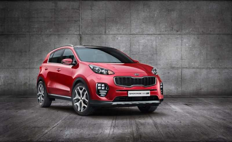 11 The 2019 Kia Sportage Redesign Review with 2019 Kia Sportage Redesign