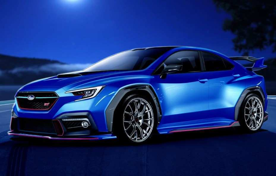 11 The 2020 Subaru Wrx Redesign Redesign and Concept for 2020 Subaru Wrx Redesign