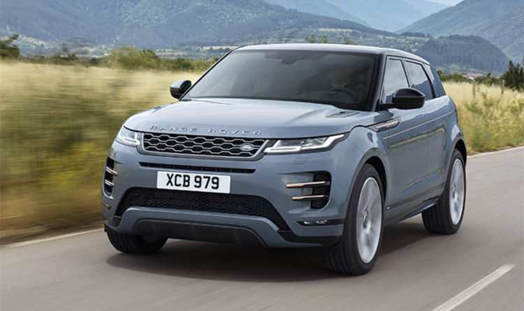 11 The New Land Rover Evoque 2019 Price by New Land Rover Evoque 2019