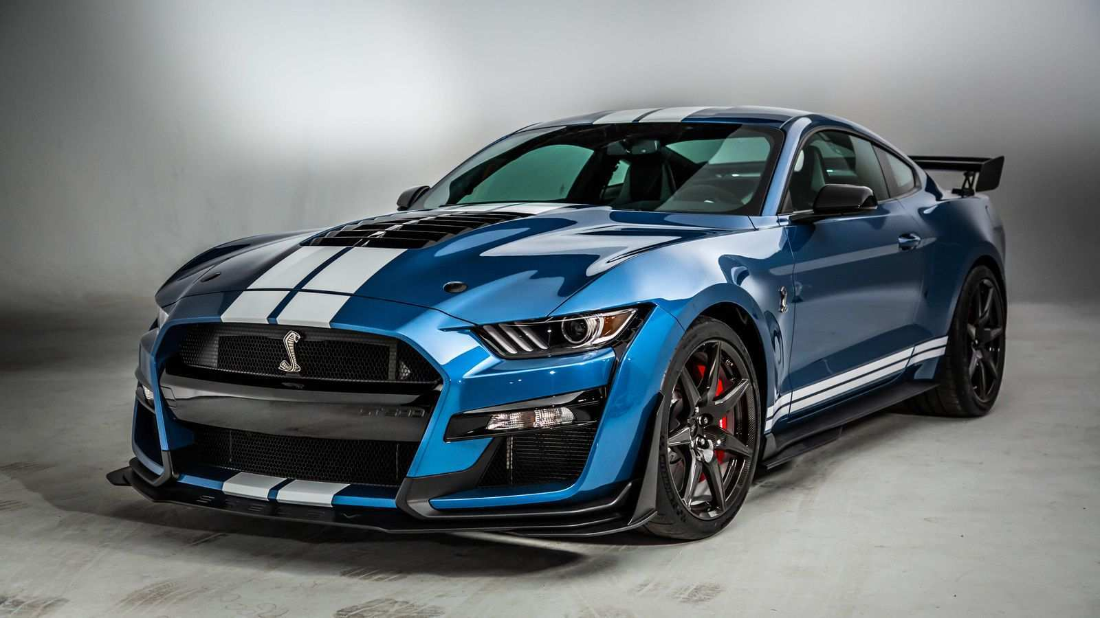 12 All New 2019 Ford Shelby Gt500 Concept by 2019 Ford Shelby Gt500