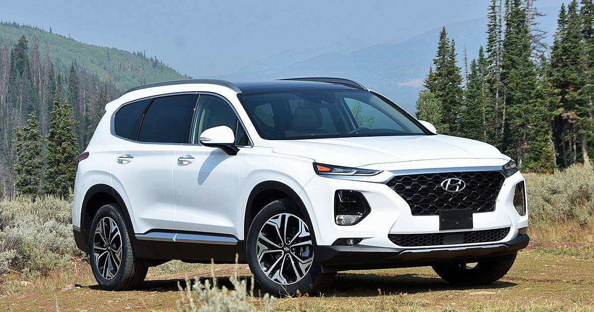 12 All New 2019 Hyundai Santa Fe Launch New Review by 2019 Hyundai Santa Fe Launch