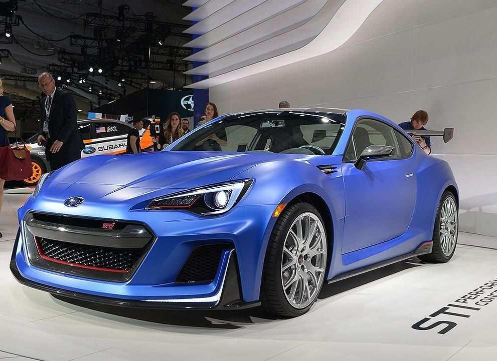 12 All New 2019 Subaru Brz Turbo Pricing by 2019 Subaru Brz Turbo
