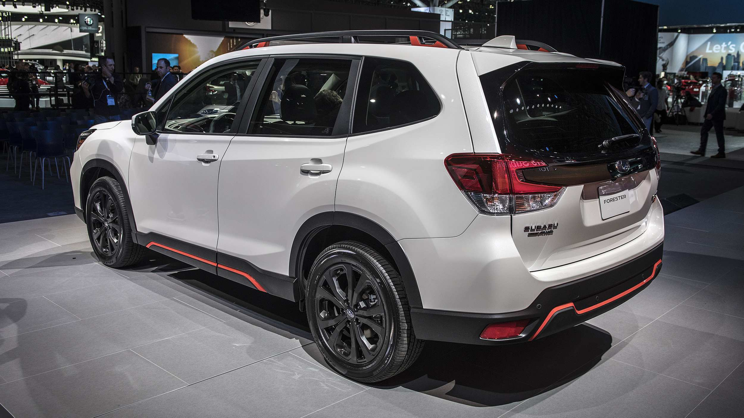 12 All New 2019 Subaru Forester Sport History for 2019 Subaru Forester Sport